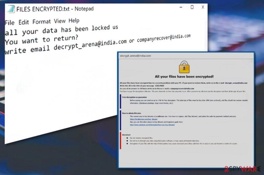 Cccmn ransomware virus