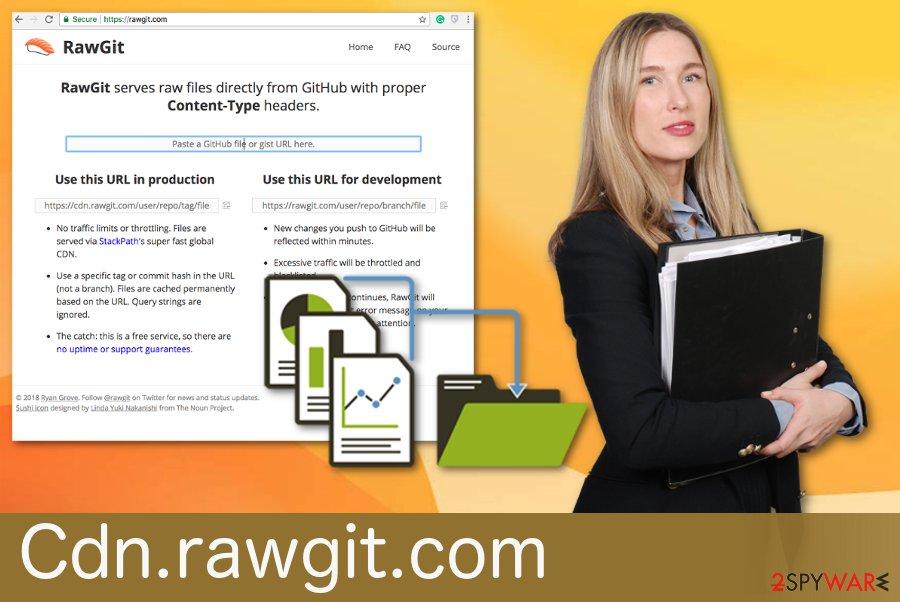 Cdn.rawgit.com virus