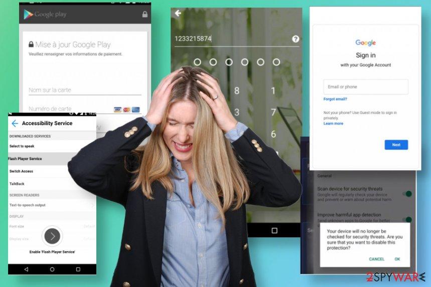 Cerberus Android virus
