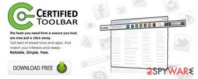 Certified Toolbar