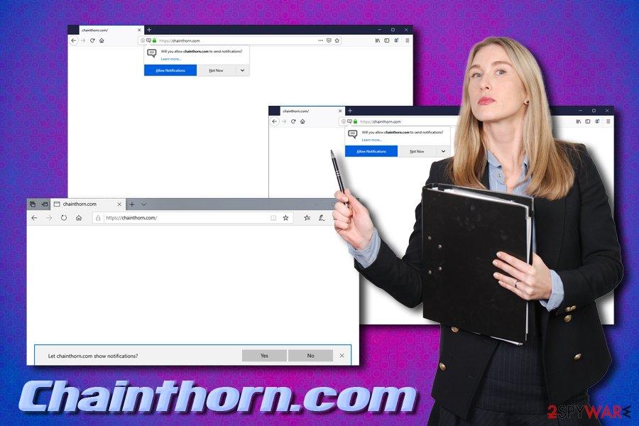 Chainthorn.com PUP