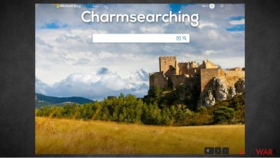 Charmsearching