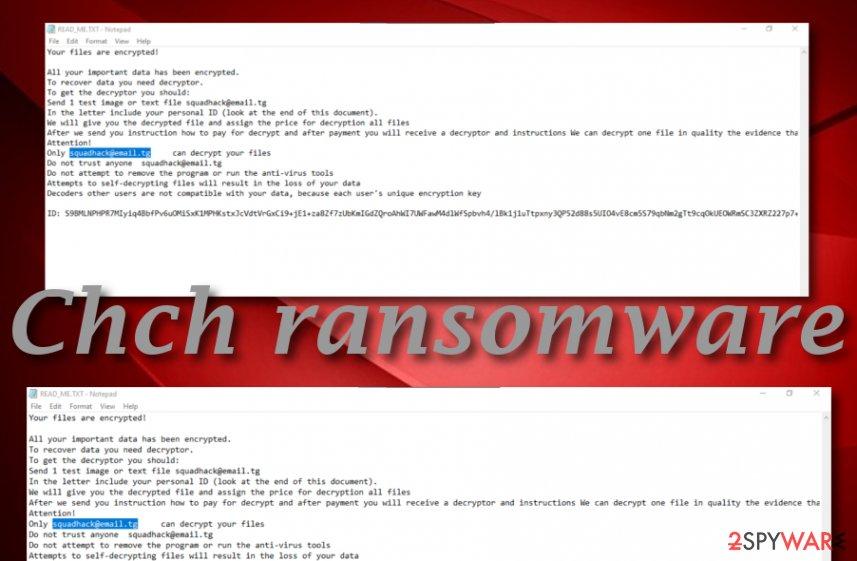 Chch malware