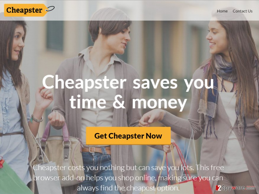 Ads by Cheapster snapshot
