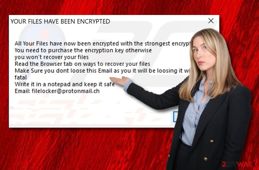 ChernoLocker ransomware