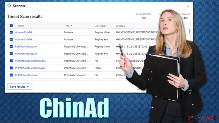 ChinAd virus