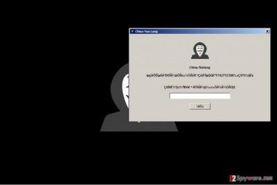 ChinaYunLong ransomware