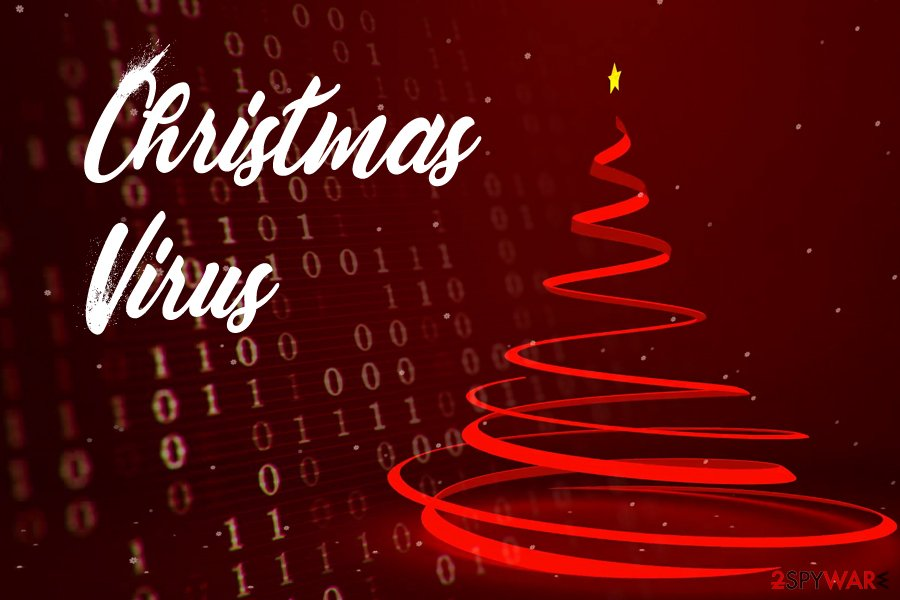 Remove Christmas Virus Removal Guide Free Instructions
