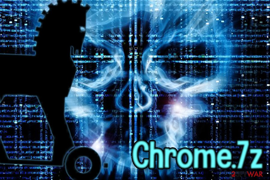 Chrome.7z virus