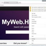 Accessing Chrome extensions