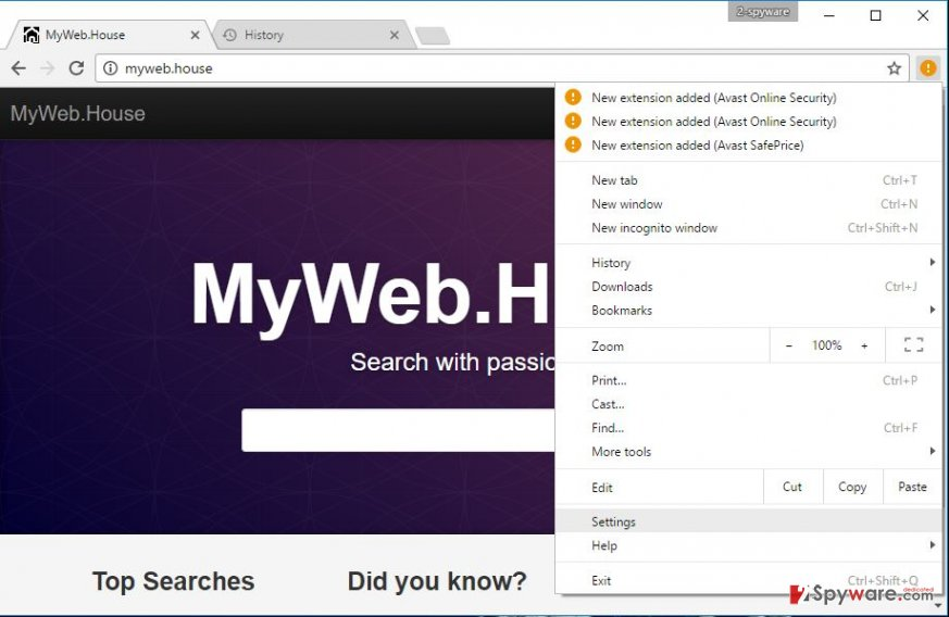 Accessing Mozilla extensions