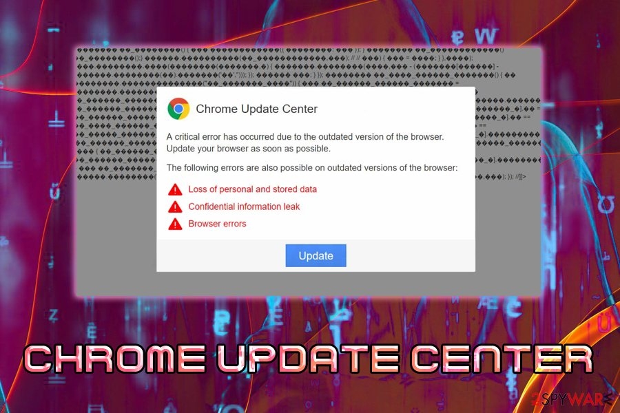 Chrome Update Center