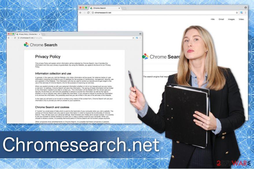 Chromesearch.net illustration