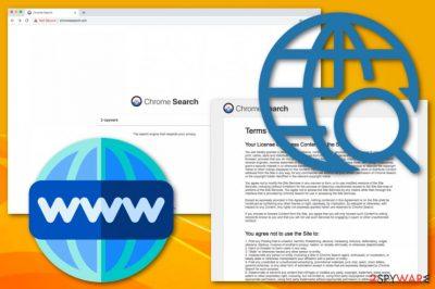 Chromesearch.win PUP