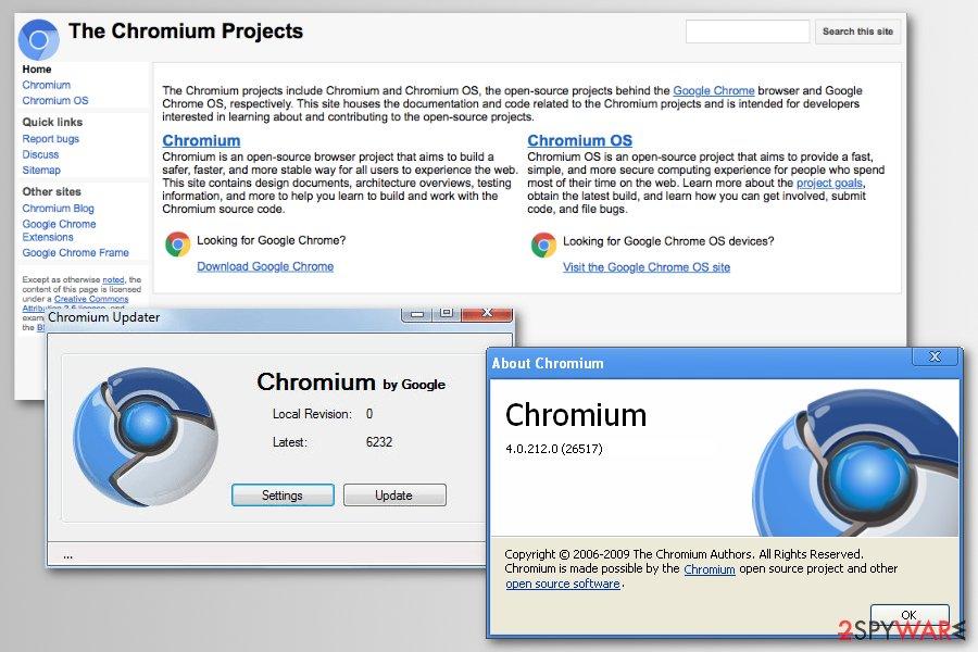 Chromium project