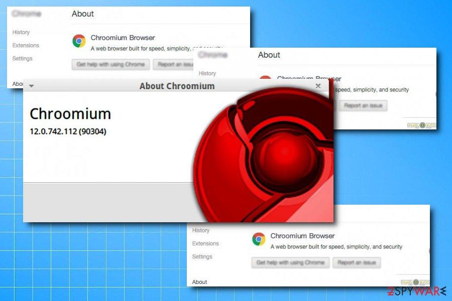 Chroomium virus