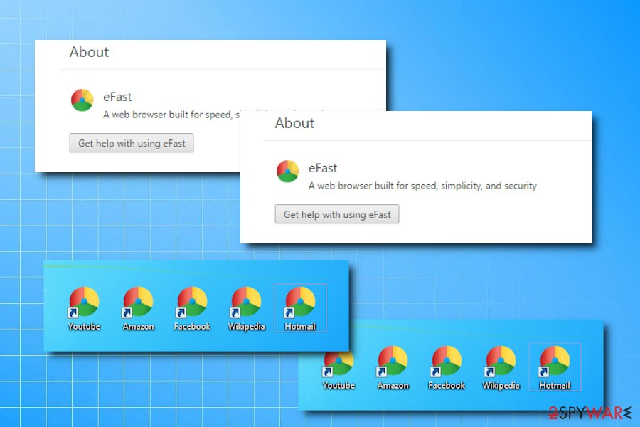 eFast browser