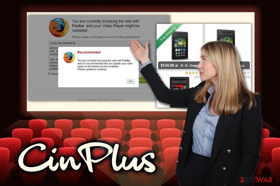 CinPlus adware