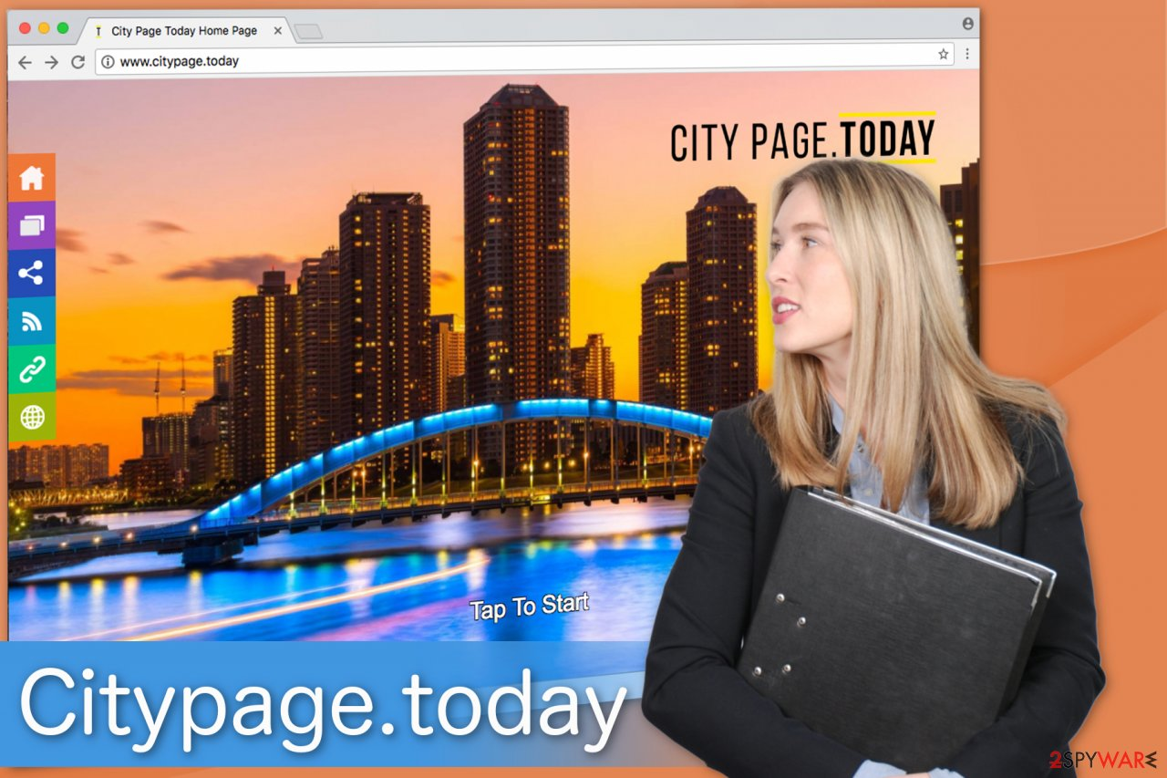 Citypage.today image