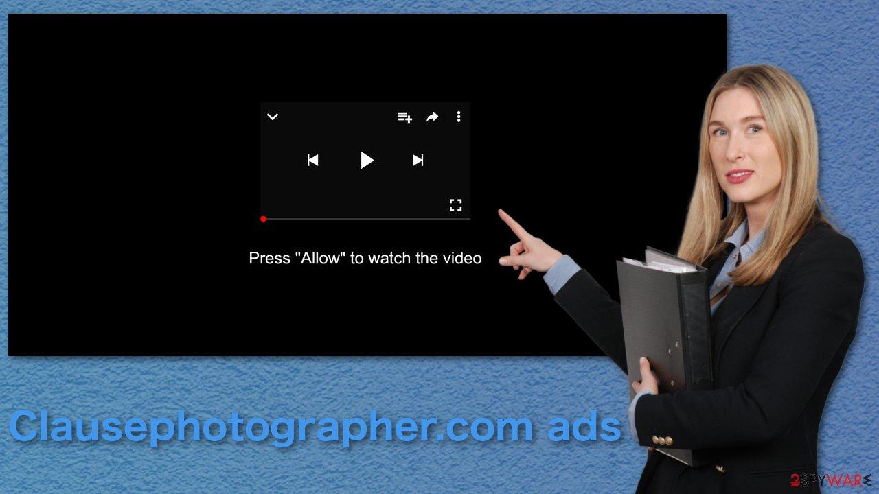 Clausephotographer.com ads