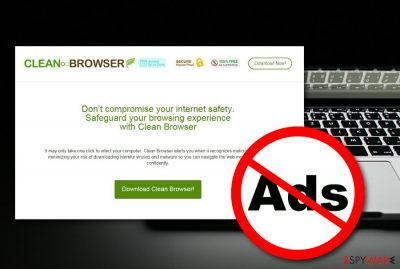 Clean Browser adware