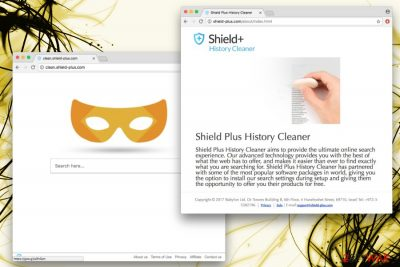 Image of Clean.shield-plus.com