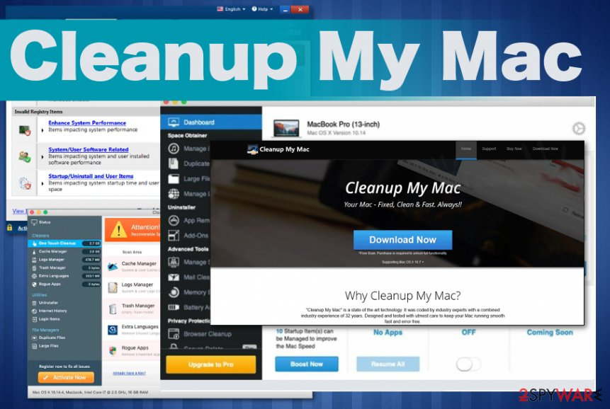 Cleanup My Mac