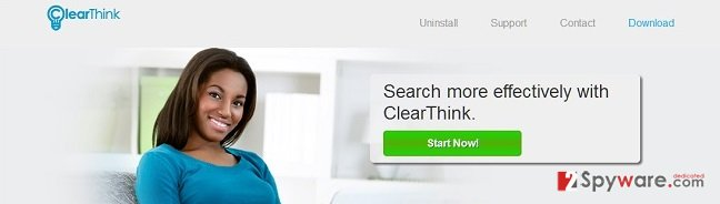 ClearThink Ads snapshot