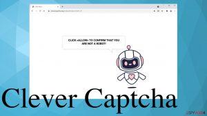 CleverCaptcha.top ads