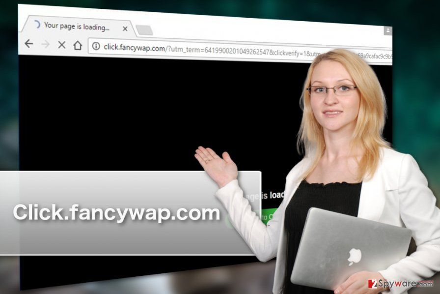 Click.fancywap.com redirect virus