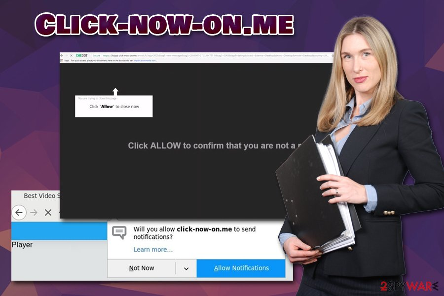 Click-now-on.me virus