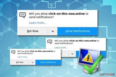 Click-on-this-now.online virus