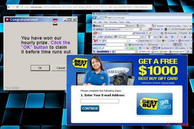 Clicksev.pro redirects