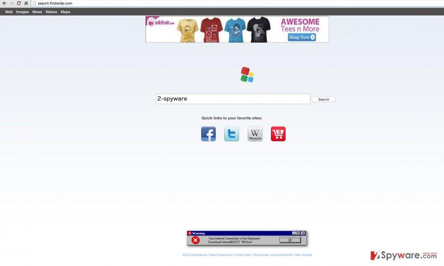 Cliff Bar by Findwide website screenshot