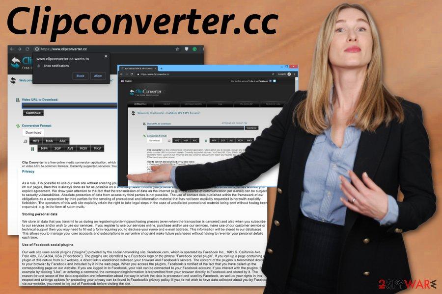 Clipconverter.cc virus