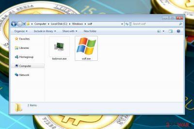 Screenshot of Cloud Packager file