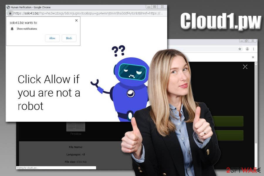 Cloud1.pw virus