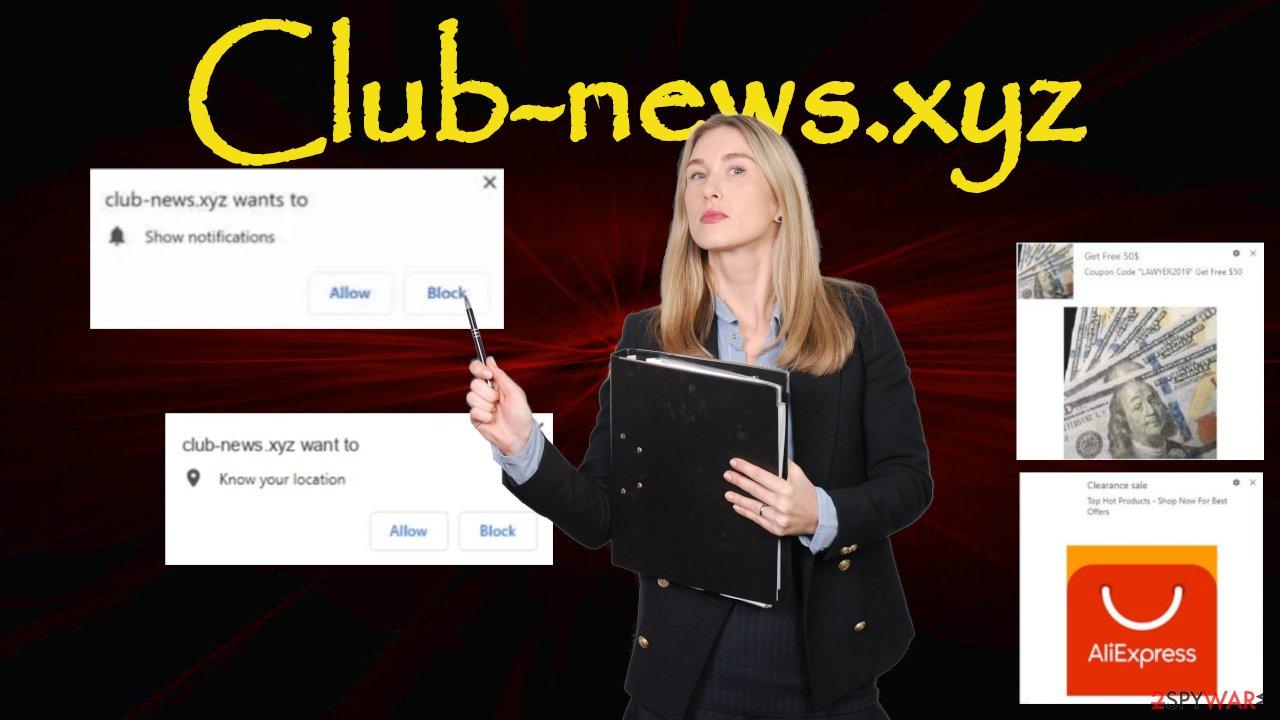 Club-news.xyz ads