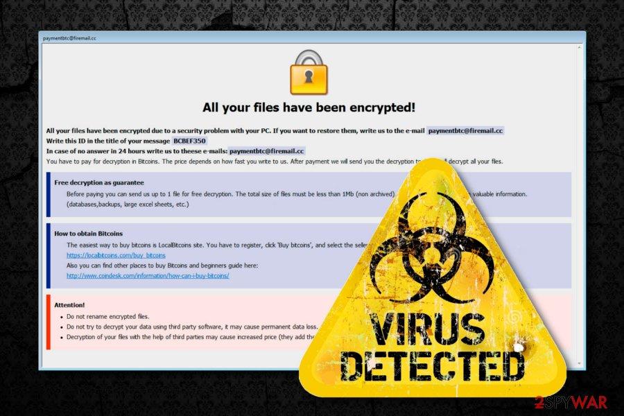 Cmb ransomware