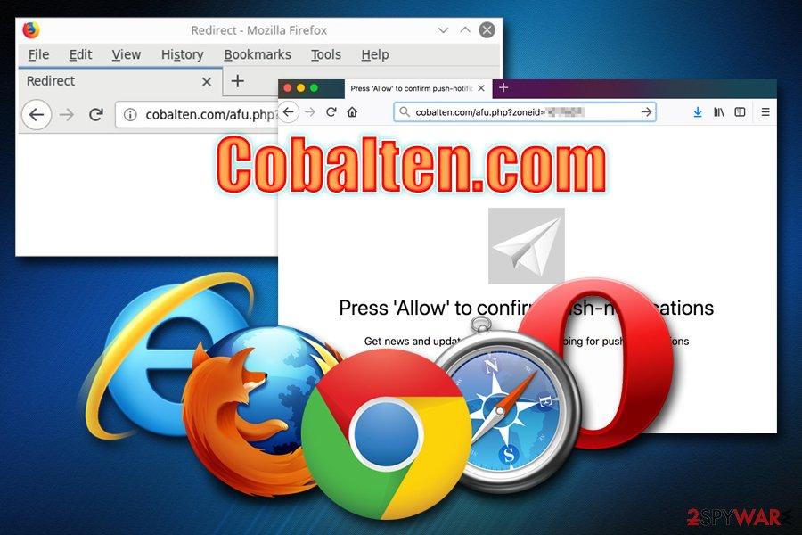 Cobalten.com virus