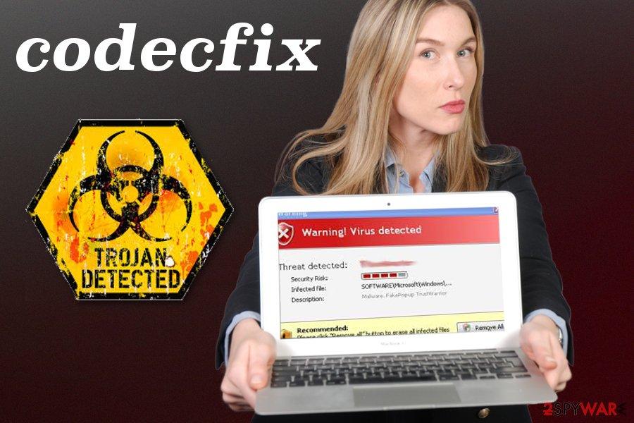 codecfix virus
