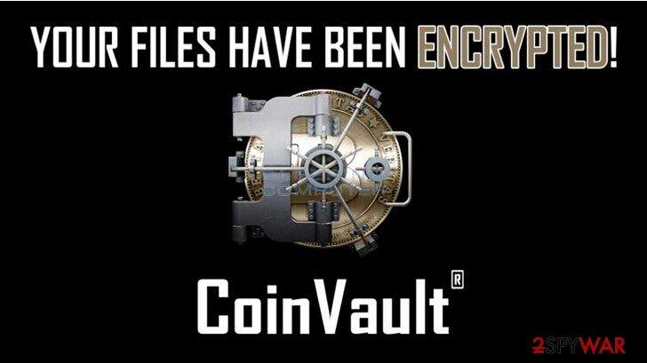 CoinVault virus