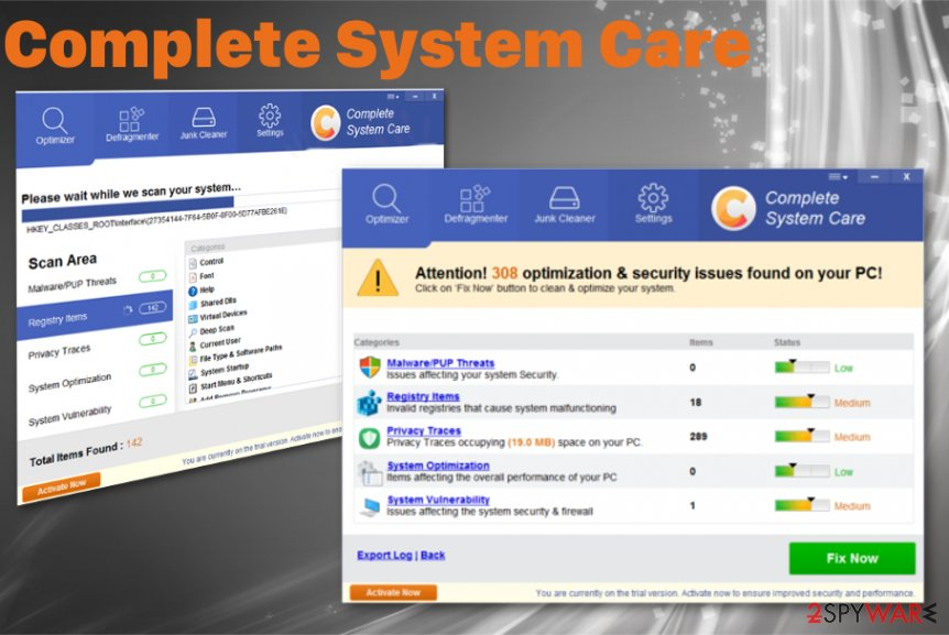 Complete System Care