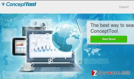 ConceptTool Deals and ConceptTool Ads snapshot