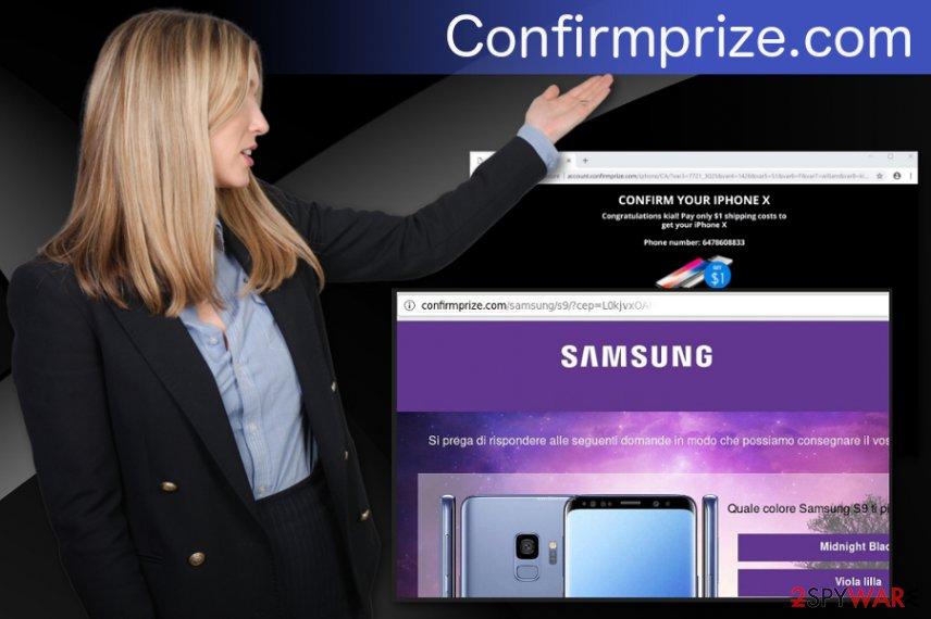 Confirmprize.com