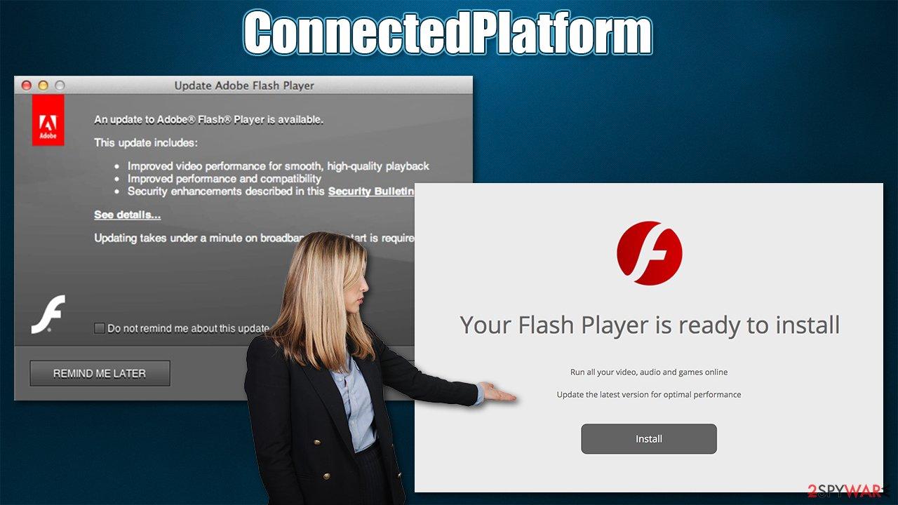 ConnectedPlatform virus