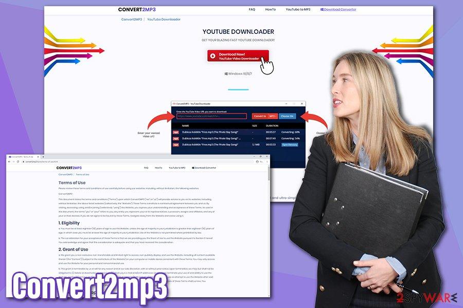 Convert2mp3 virus