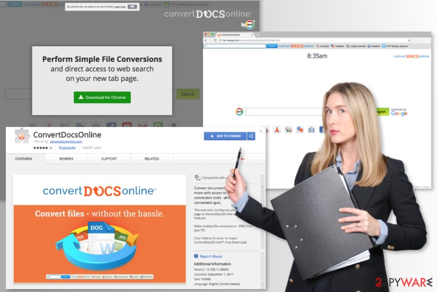 ConvertDocsOnline Toolbar download sources