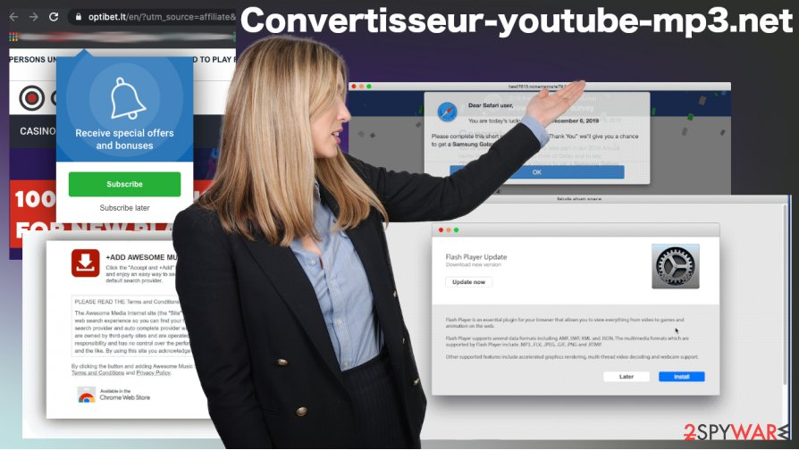 Convertisseur-youtube-mp3.net PUP