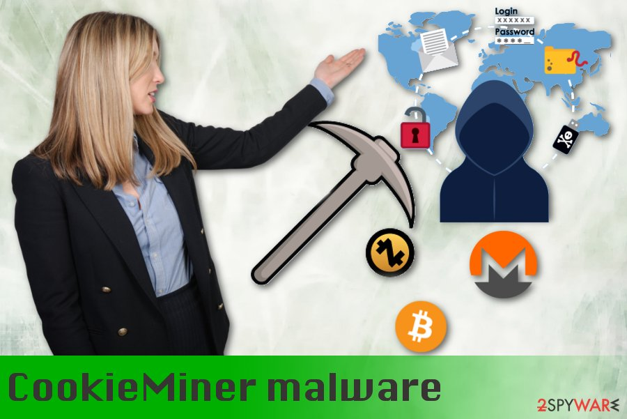 CookieMiner malware virus